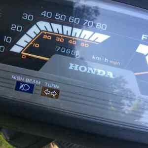 Honda NH80 (Aero 80)