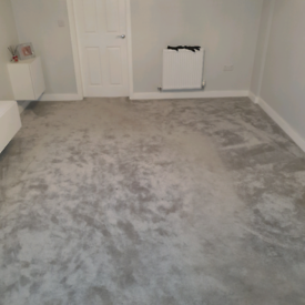 Grey Carpet and Rug