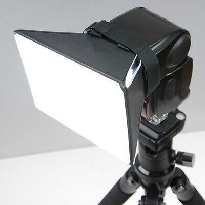 universal Mini Studio Flash Diffuser Softbox for Nikon Canon Sony Olympus Camera