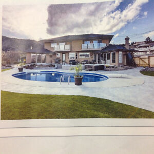 Penticton Luxury 5 bedroom home with all the bells and whistles