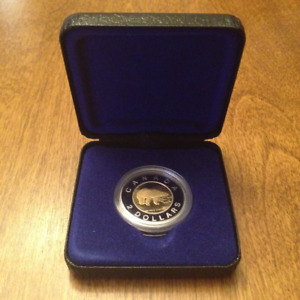 1996 Proof $2 Coin