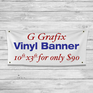 Vinyl Banners for best price in Brampton and Mississauga