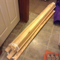 IKEA queen size bed slats