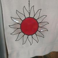 Stained glass art (suncatchers)