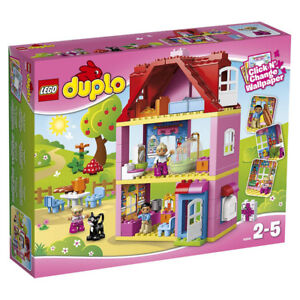 "Lego Duplo Play House 10505 ""Retired"""