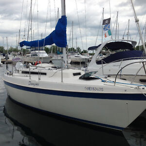 Tanzer 8.5 (approx. 28 ft.)