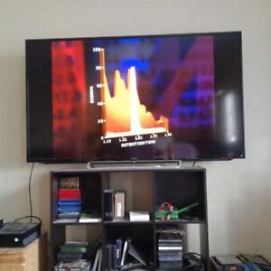 55' Sony flat screen tv