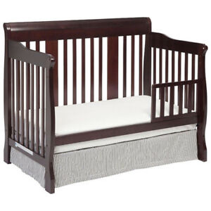 Brand new 4-in-1 Convertible Baby crib with mattress
