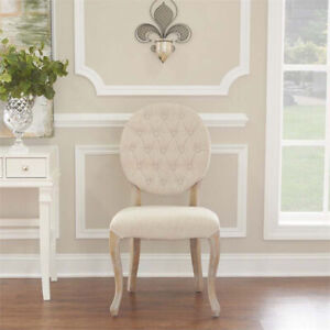 Brand New!! - Linon Home Decor-French Inspired Chairs (2 pack)