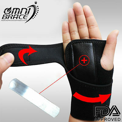 Fda Approved Neoprene Wrist Support Hand Brace  Carpal Tunnel Splint Arthritis