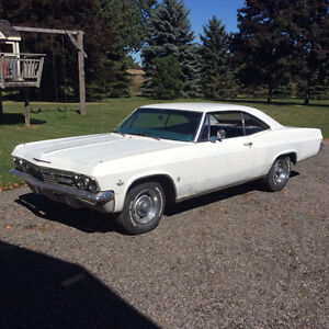1965 Impala Small Block Parts For Sale & Wanted
