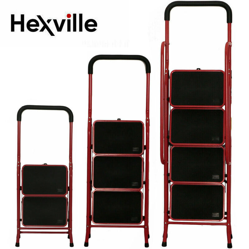 portable 2 3 4 step ladder folding
