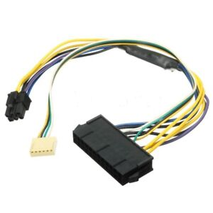 ATX PowerSupply PowerCable 24P to 6p for HPWorkstation Mainboard