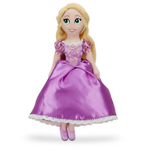 disney store tangled mini bean bag rapunzel 12