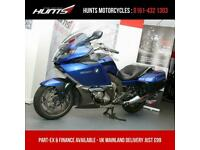 2012 '62 BMW K1600GT ABS. DTC, ESA, Audio, BMW Alarm & More. £8,195