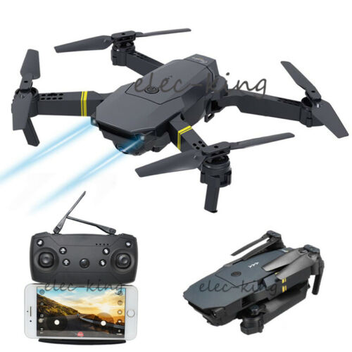 Cooligg FPV Wifi Drone With HD Camera Aircraft Foldable Quadcopter Selfie Toys
