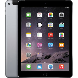PAWN PRO'S HAS AN APPLE iPAD AIR 2 - 64GB - 4G LTE AND WiFi