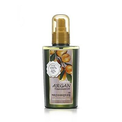 [Welcos] Confume Argan Treatment Oil For Hair, Body, Hand And Nail - 120ml + 25m