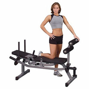 Body Solid Ab Bench- Like New
