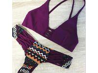 New Women Triangle Swimsuit size S / UK 6-8
