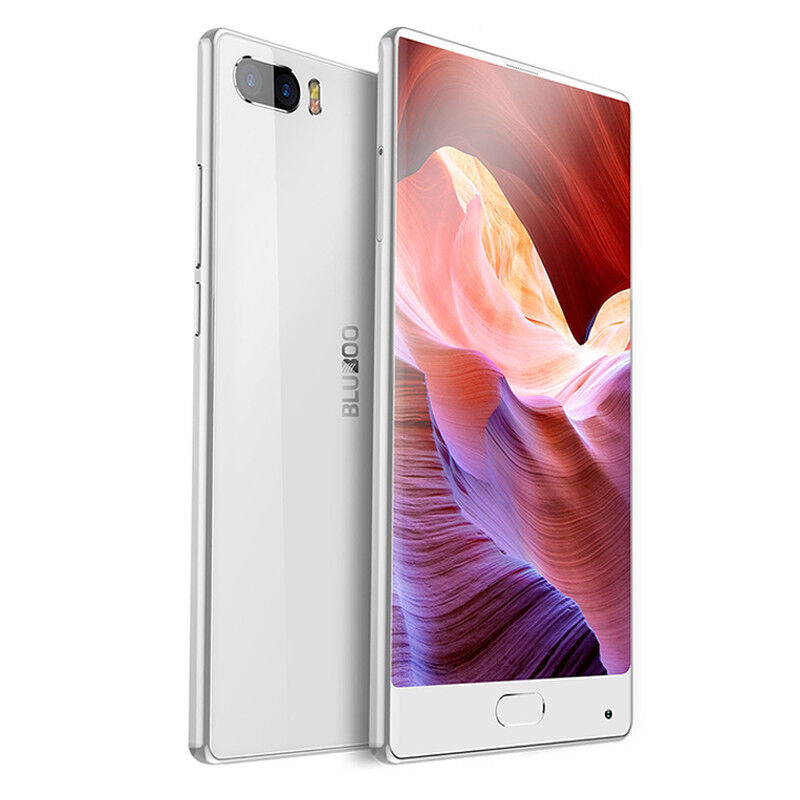 Android Phone - Bluboo S1 4GB+64GB Fingerprint Mobile 4G Smart phone 5.5'' Android 7.0 Octa Core