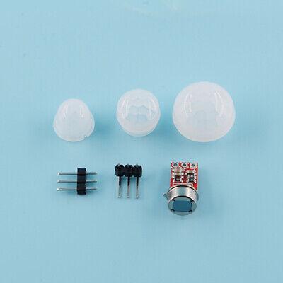 Mini Infrared Pir Motion Sensor Precise Infrared Detector Module 3 Lenses