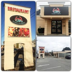 Fully equipped for sale Restaurant a vendre affaires