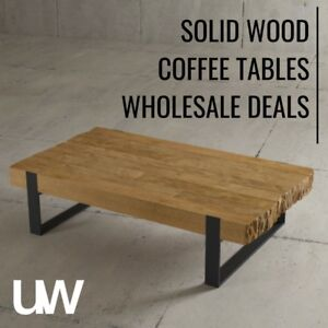 MODERN RUSTIC COFFEE TABLES – MANUFACTURE DIRECT