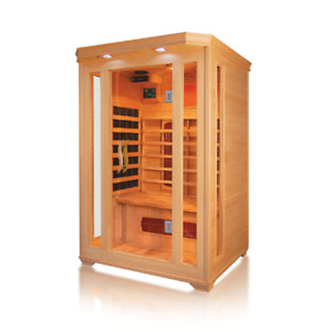 Two Person Infrared Sauna on sale start from   $1699