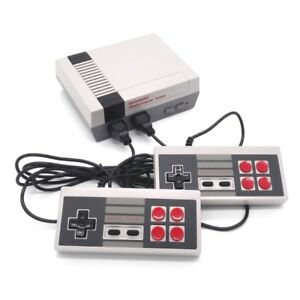 Classic Family Game Console System with Built-in 600 TV Games