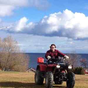 **Kawasaki bayou 300 Lac-Saint-Jean Saguenay-Lac-Saint-Jean image 3