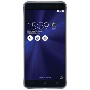 Asus ZenFone 3 64GB Smartphone - Dark Blue - Unlocked