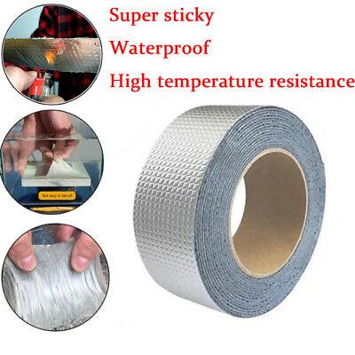 5m Waterproof Adhesive Tape Butyl Seal Aluminum Foil Strong Magic Repair Tape