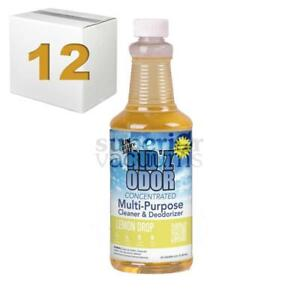 Rid Z Odor Deodorizer Lemon Drop 32 Ounce Case Of 12