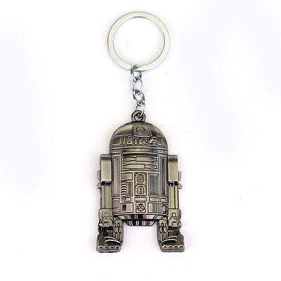 Star Wars R2D2 Keychain Keyring