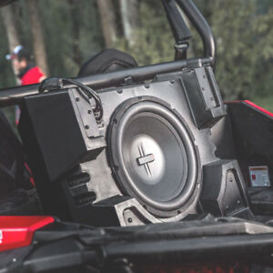 "NEW Polaris RZR XP 4 1000 900 MB Quart 12"" MaxBoost Subwoofer"