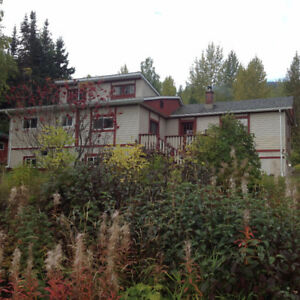 Mountain Side house and property forsale.
