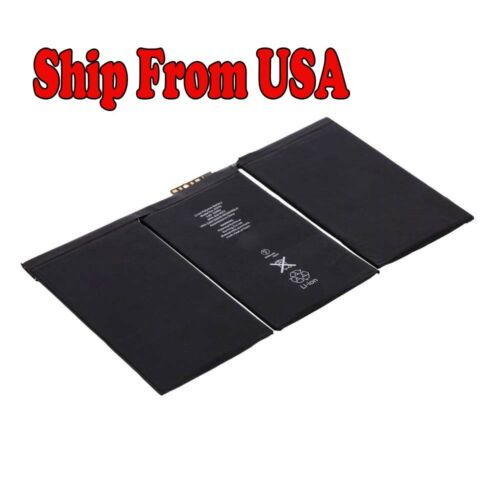 Replacement Battery For iPad2 iPad 2 A1376 616-0576 6500mAh 3.8V 25Wh NEW USA