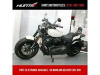 2018 '18 Harley-Davidson FXFBS FAT BOB 117ci Stage 3. S&S Pipes. £14,495