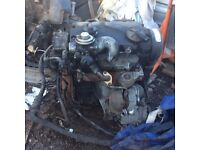 VW Passat 1.9 TDI Engine AVB