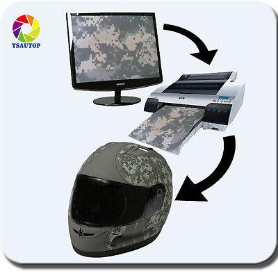 Blank Hydrographic Printing Film Water Transfer Printing Film Inkjet Printer 20M