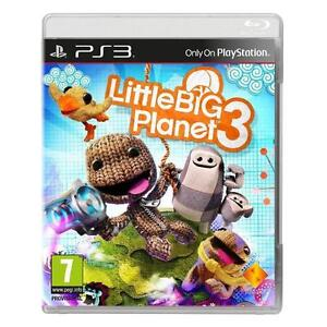 LittleBigPlanet 3 (Sony PlayStation 3, 2014) PS3 *New*