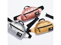 Supreme X The North Face GOLD Metallic lumber pack