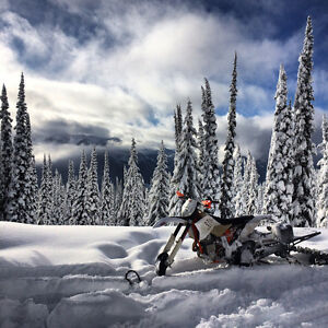 Ktm snowbike 2013 timbersled