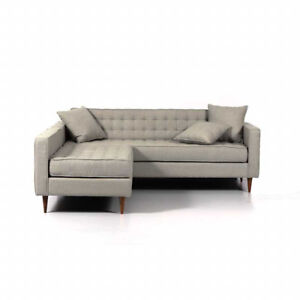 Revolve Outlet Duke Sectional Blow Out $699!!