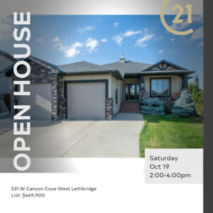 OPEN HOUSE Saturday Oct 19 2-4:00pm