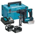 Makita DHR171RMJ 18V Li-Ion accu SDS-plus boorhamer set (2..