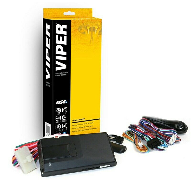 Viper DS4+ Remote Start System Bluetooth And Security DS4VP