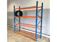 Heavy Duty Tyre Racking | Shelving | All Sizes