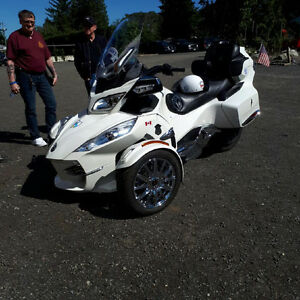 2013 Can Am Spyder RT Limited